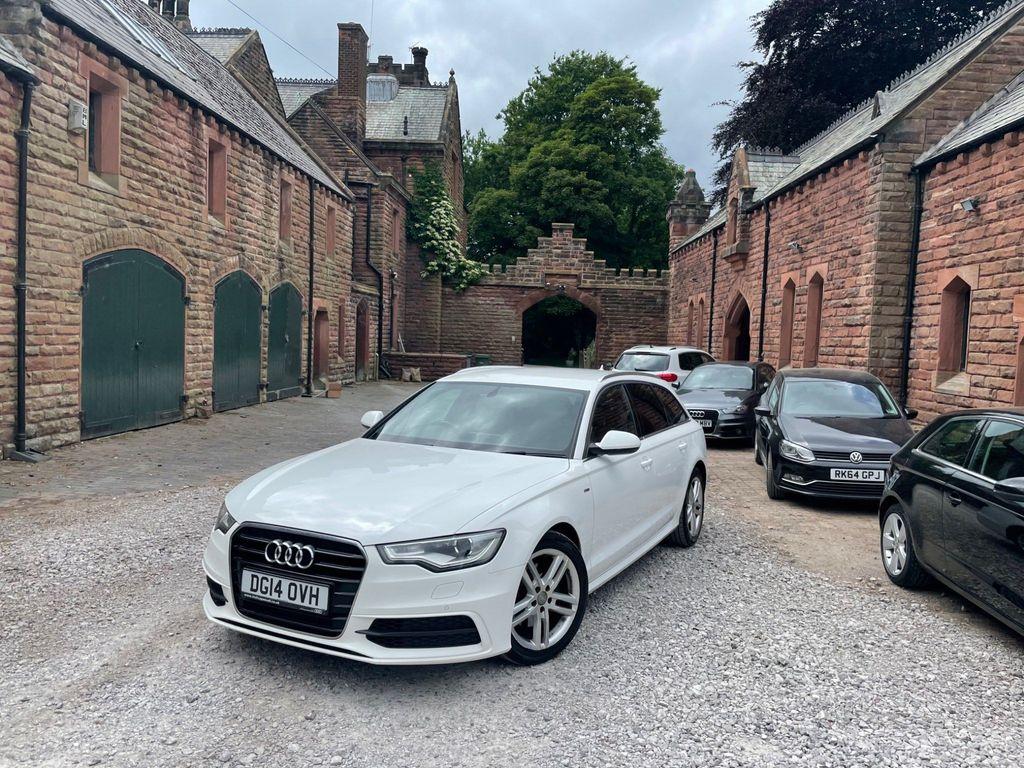 Audi A6 Avant Estate 2.0 TDI S line 5dr