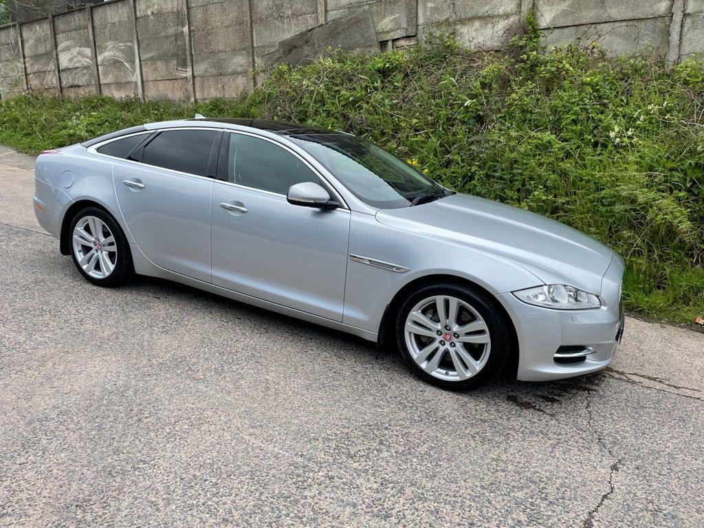 Jaguar XJ Saloon 3.0 TD V6 Premium Luxury SWB Saloon (s/s) 4dr