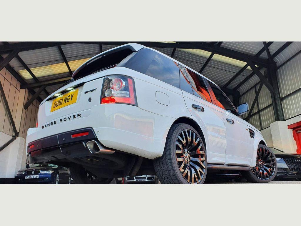 Land Rover Range Rover Sport SUV 3.0 TD V6 Stormer SE Special Edition 5dr