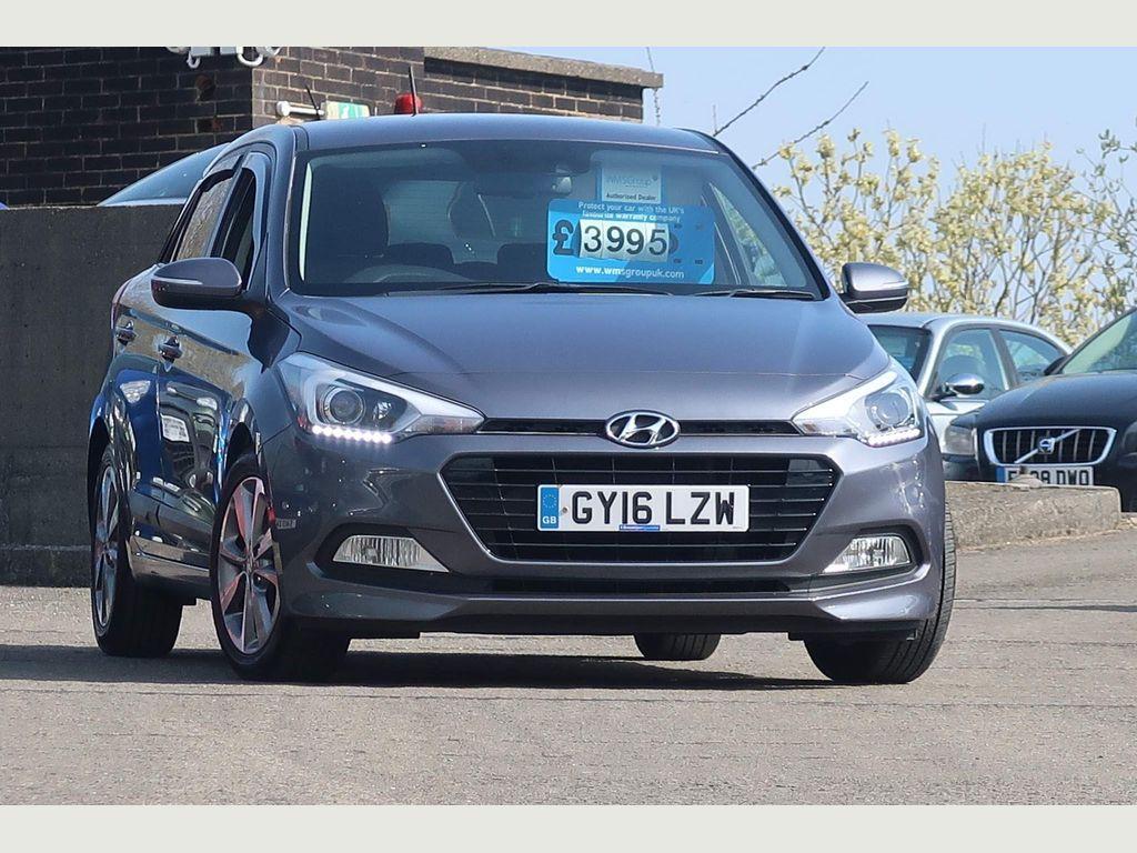 Hyundai i20 Hatchback 1.0 T-GDi Premium (s/s) 5dr