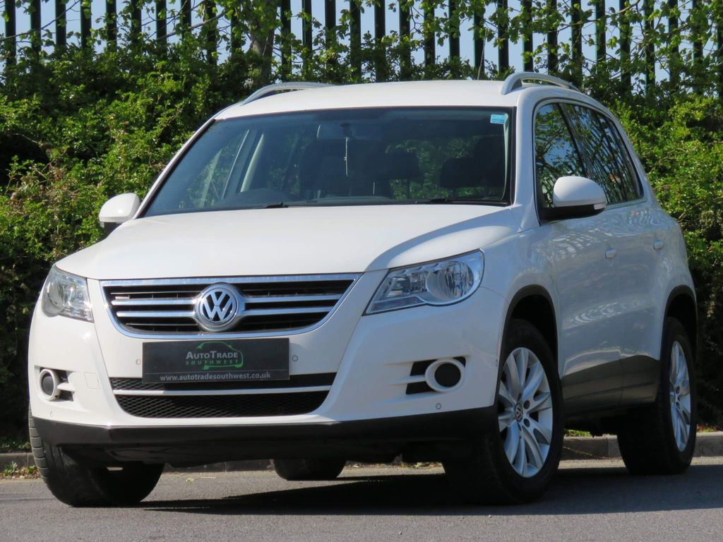 Volkswagen Tiguan SUV 2.0 TDI BlueMotion Tech Match (s/s) 5dr