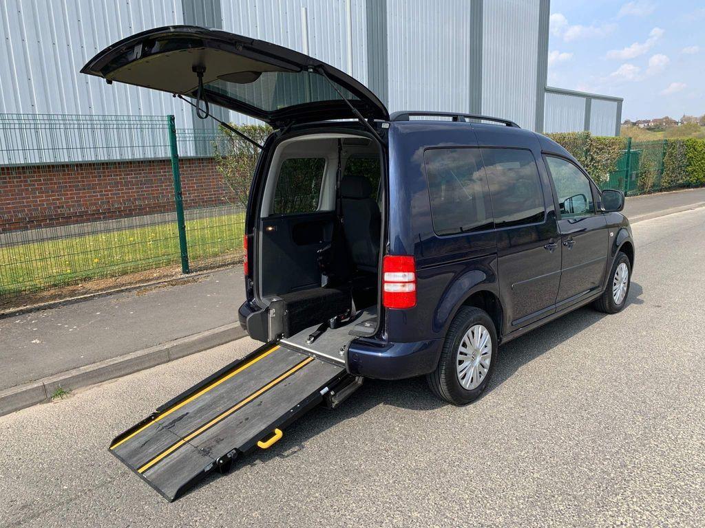 Volkswagen Caddy Life MPV 1.6 TDI C20 Life 4dr
