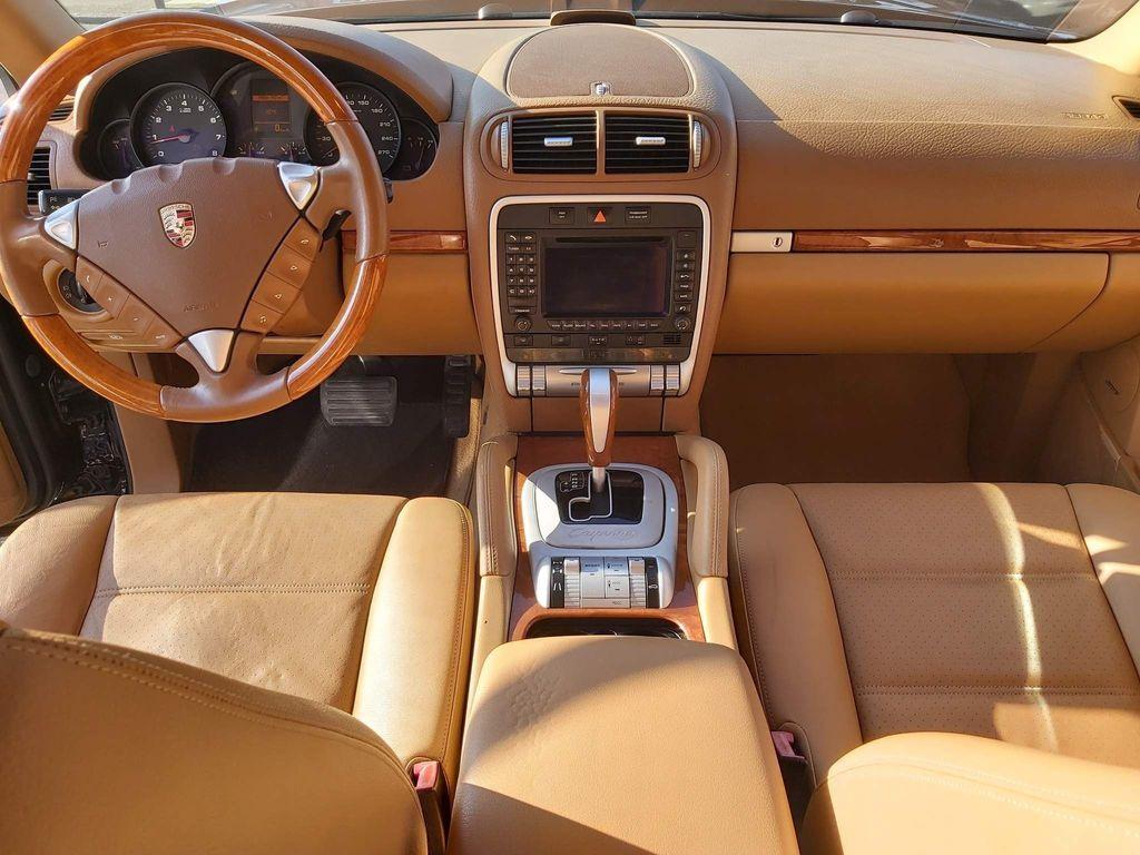 Porsche Cayenne SUV 3.6 V6 Tiptronic S AWD 5dr