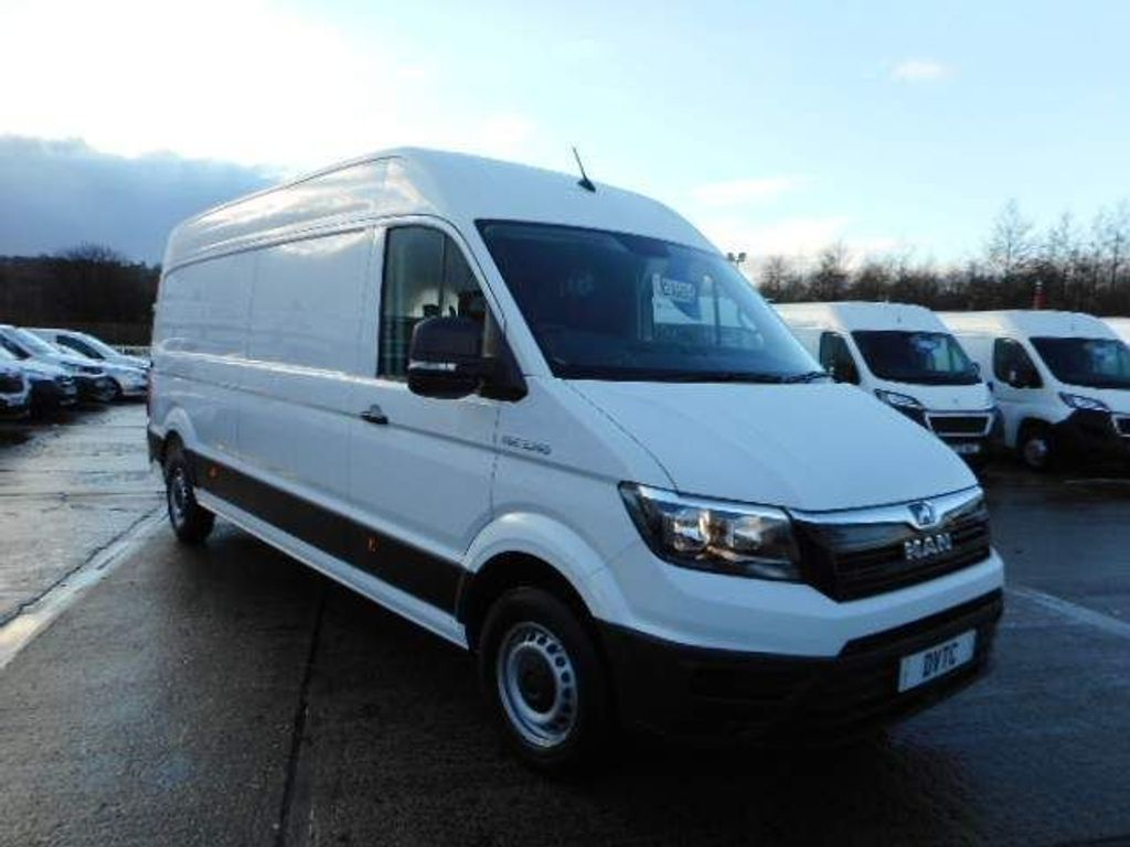 MAN TGE Panel Van 2.0 3140 FWD LWB High Roof EU6 (s/s) 5dr