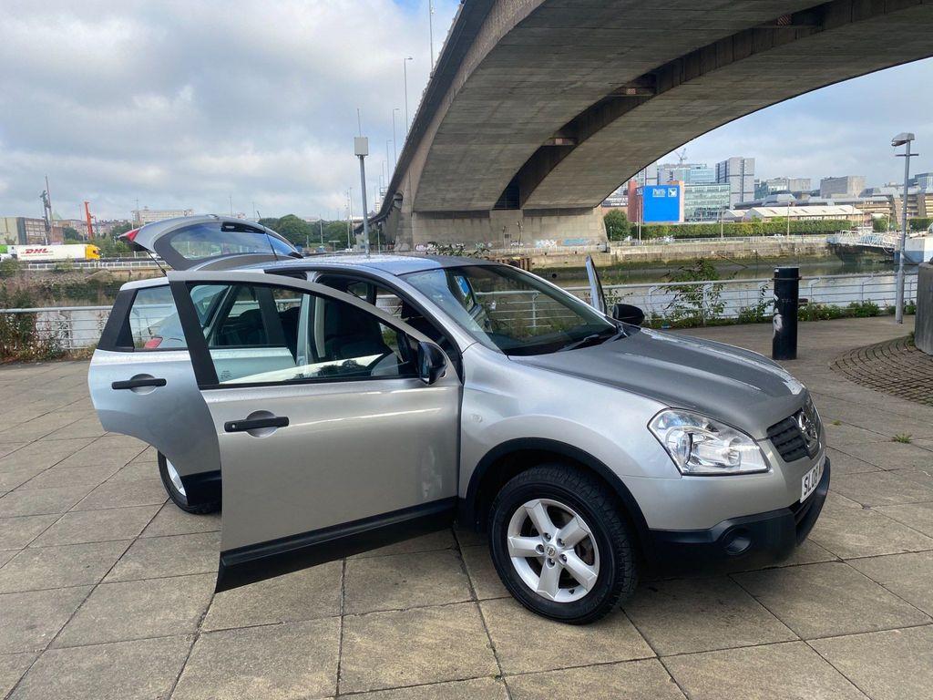 Nissan Qashqai Hatchback 1.6 Visia 2WD 5dr
