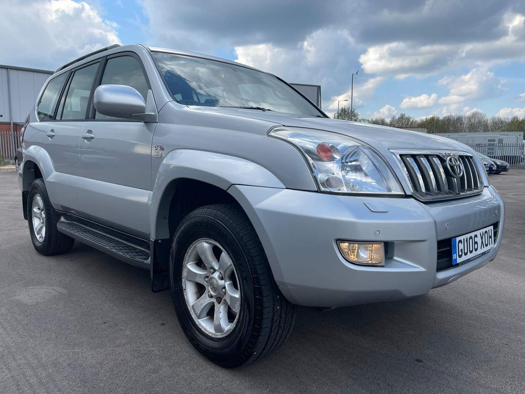 Toyota Land Cruiser SUV 3.0 D-4D LC5 5dr