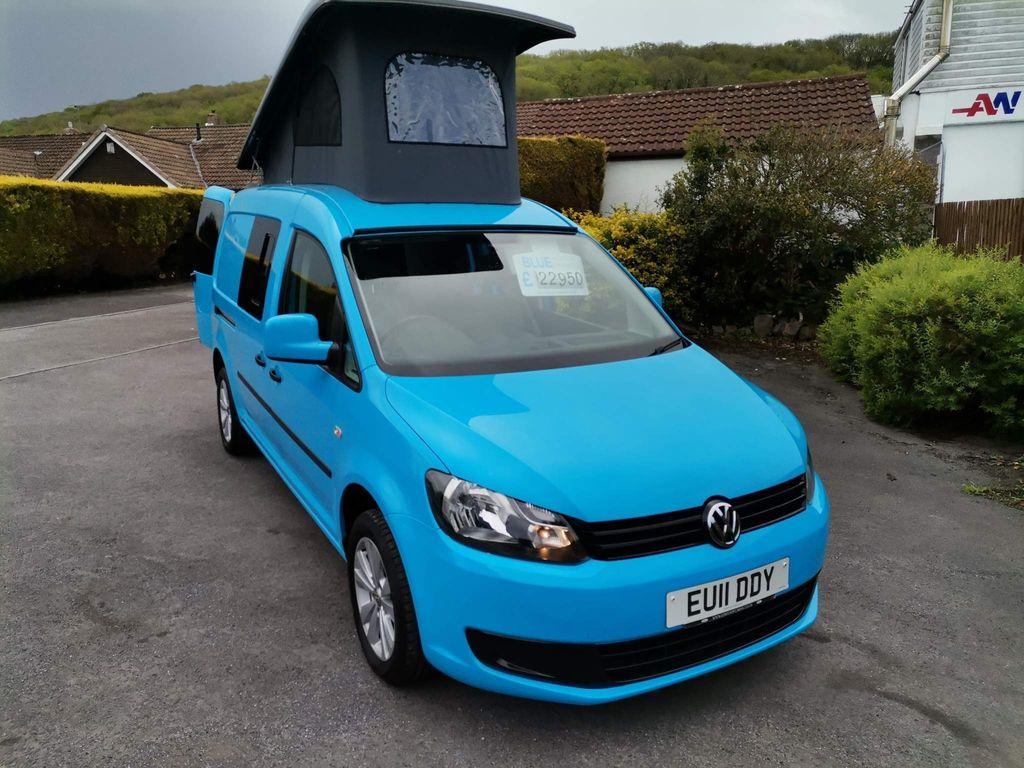Volkswagen CADDY CAMPER Van Conversion