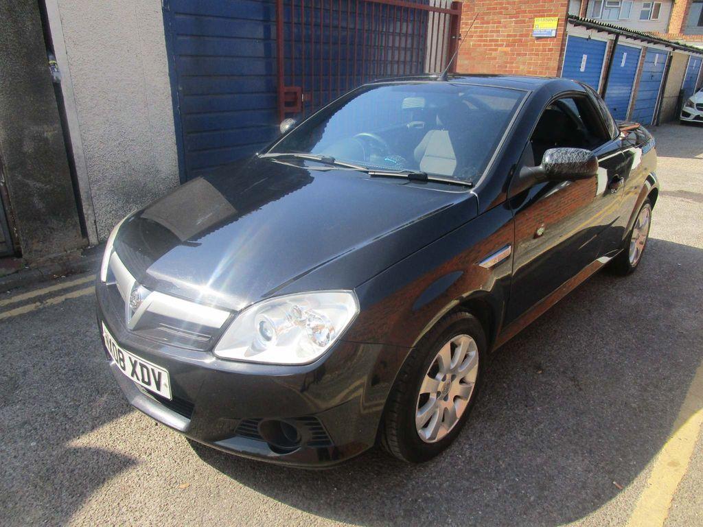Vauxhall Tigra Convertible 1.4 i 16v 2dr