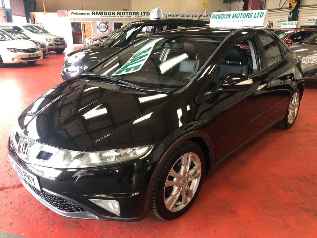 Honda Civic Hatchback 2.2 i-CTDi EX GT 5dr