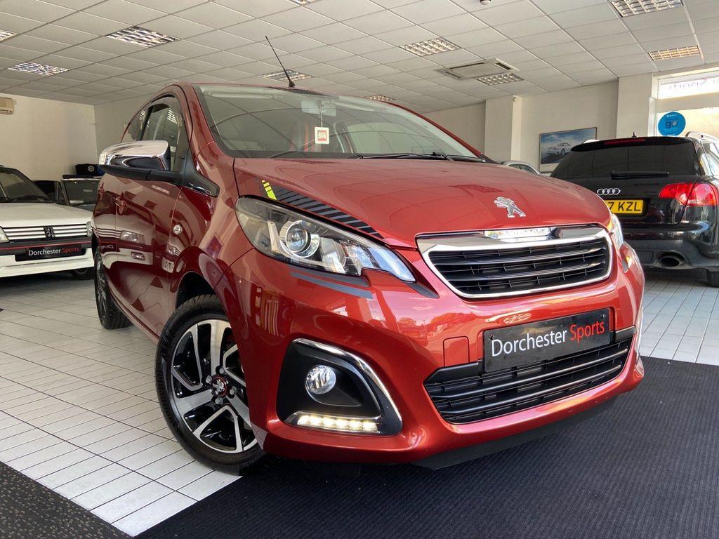 Peugeot 108 Hatchback 1.0 Collection (s/s) 5dr