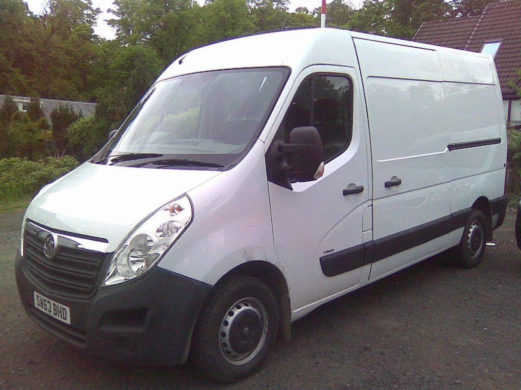 Vauxhall Movano Temperature Controlled 2.3 CDTi 3500 FWD L2 H2 EU5 5dr