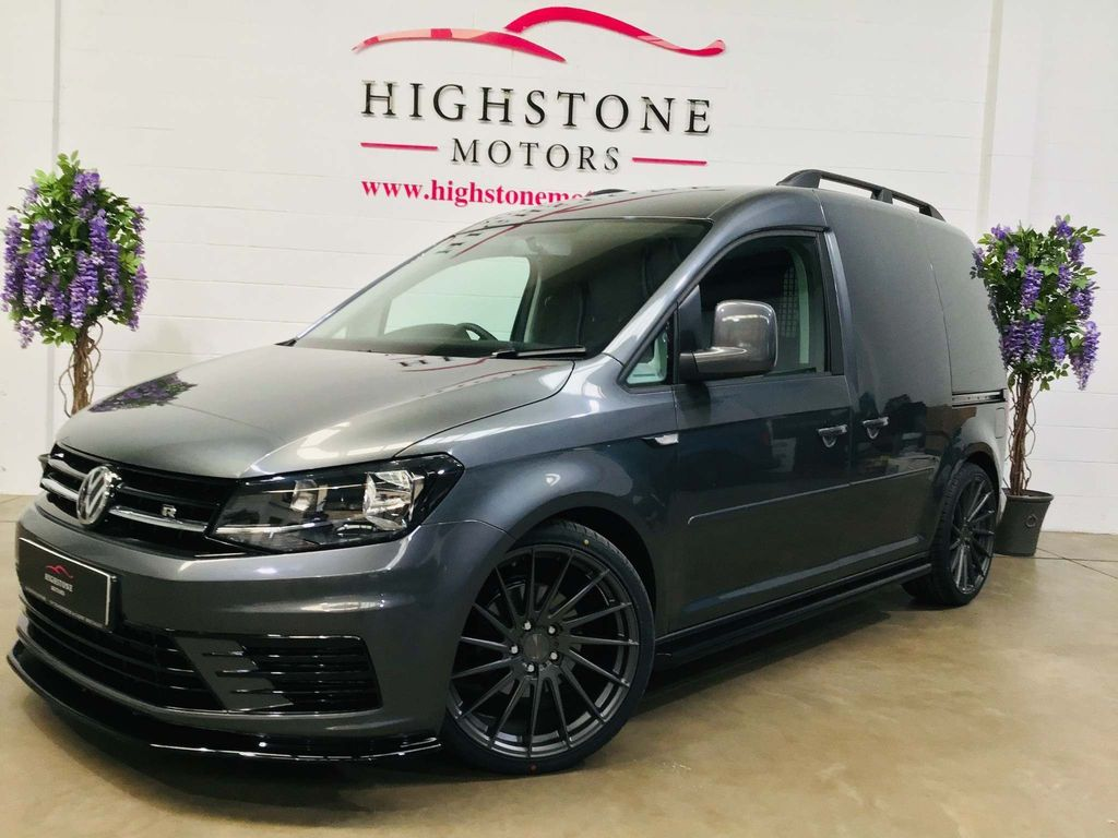 Volkswagen Caddy Panel Van SPORTINE EDITION R