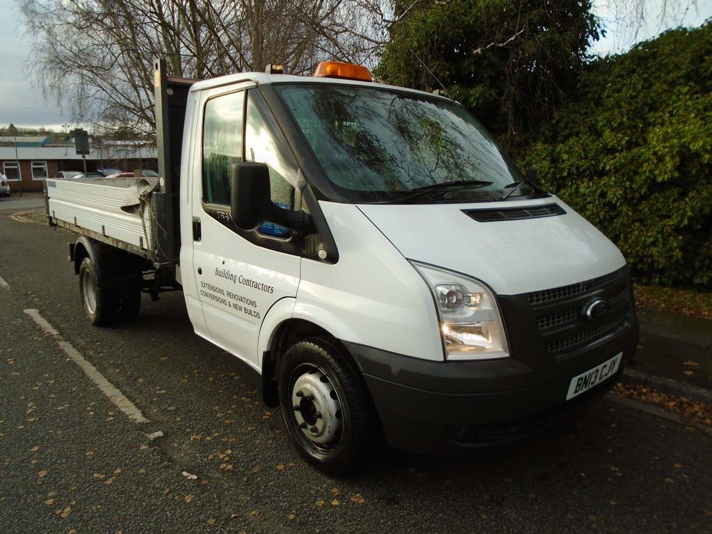 Ford Transit Chassis Cab 2.2 TDCi 350 Chassis Cab L 2dr (EU5, DRW, LWB)