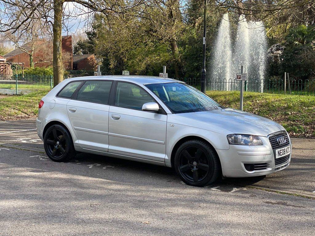 Audi A3 Hatchback 1.8 TFSI SE Sportback S Tronic 5dr