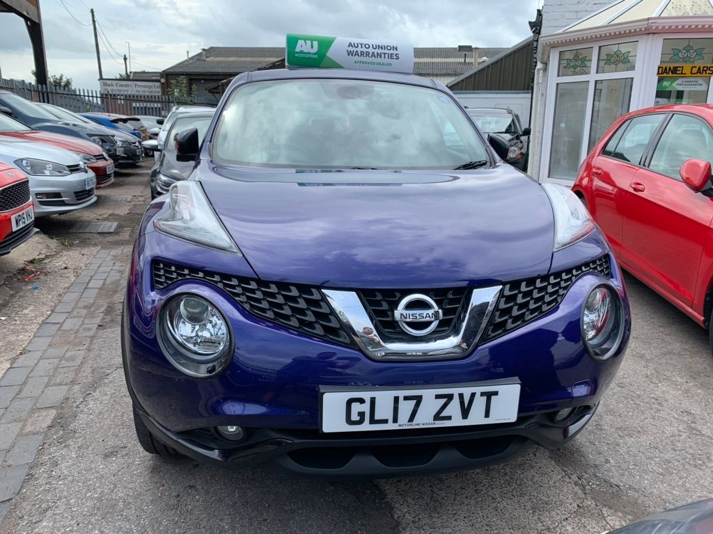 Nissan Juke SUV 1.2 DIG-T N-Connecta Style (s/s) 5dr