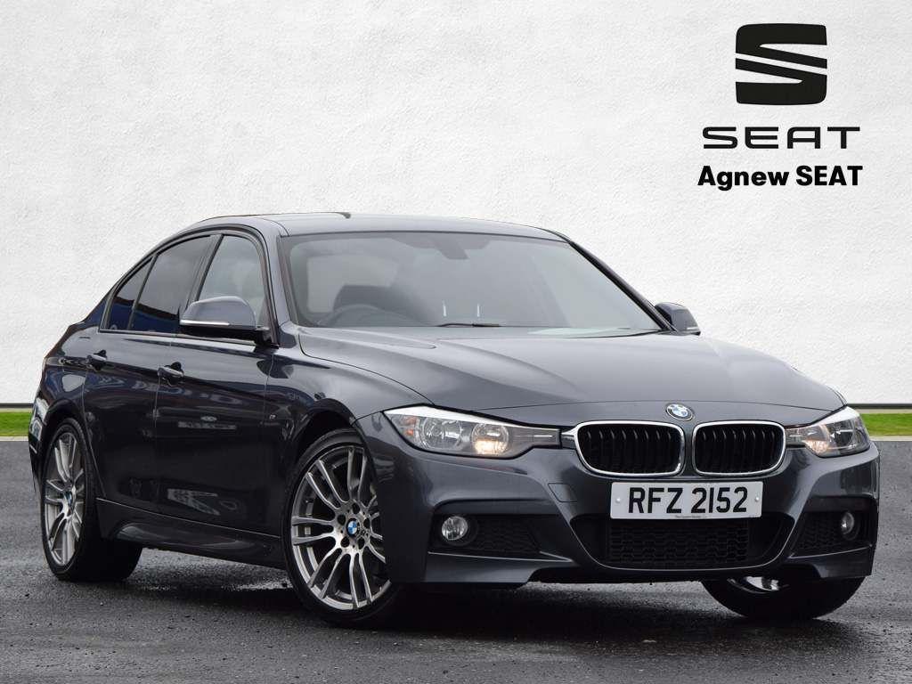 BMW 3 Series Saloon 2.0 320i M Sport (s/s) 4dr