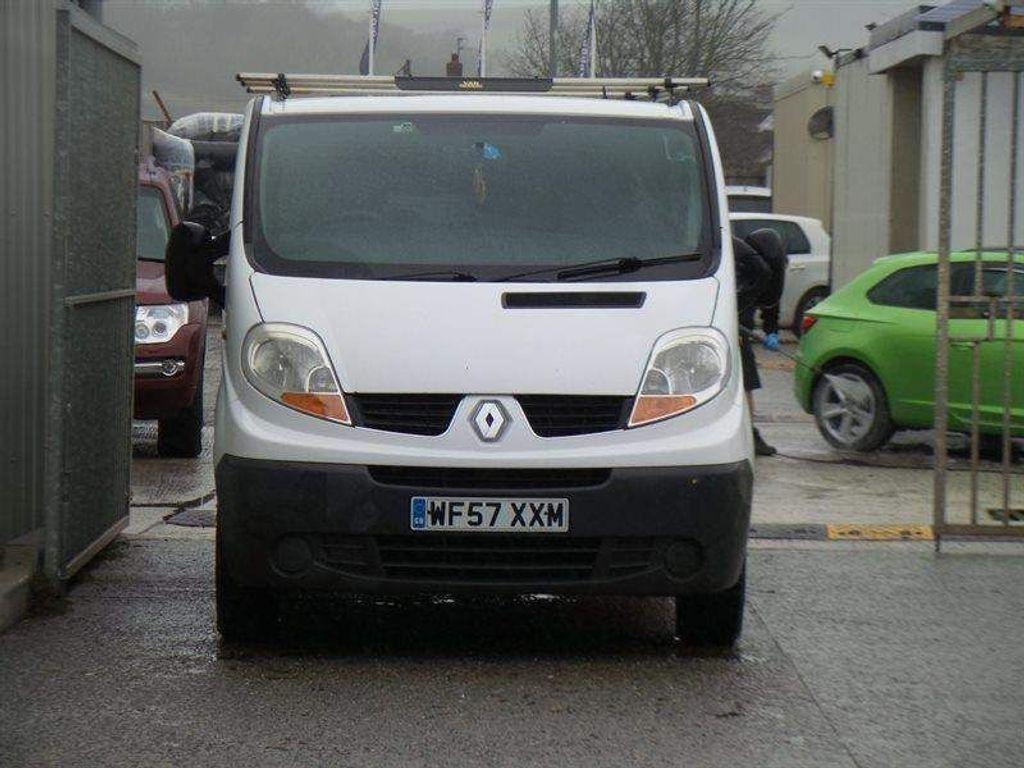 Renault Trafic Panel Van 2.0 TD dCi SL27 Panel Van 4dr
