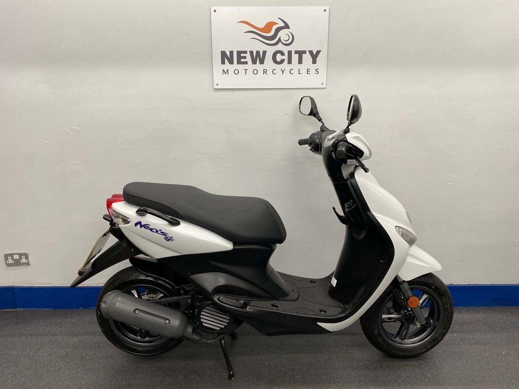 Yamaha YN50 Moped 50 Neos
