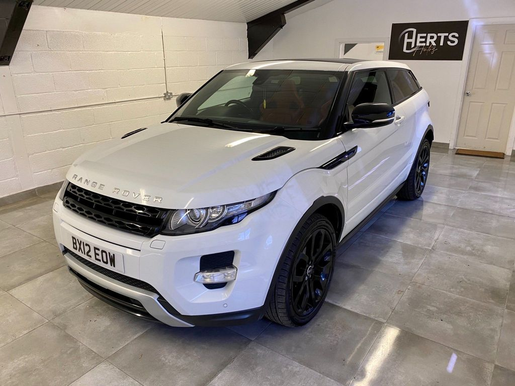Land Rover Range Rover Evoque SUV 2.2 SD4 Dynamic Lux Coupe 4X4 3dr