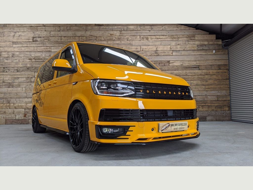 Volkswagen Transporter Other 2.0 TSI T32 BlueMotion Tech Highline Crew Van DSG FWD (s/s) 5dr