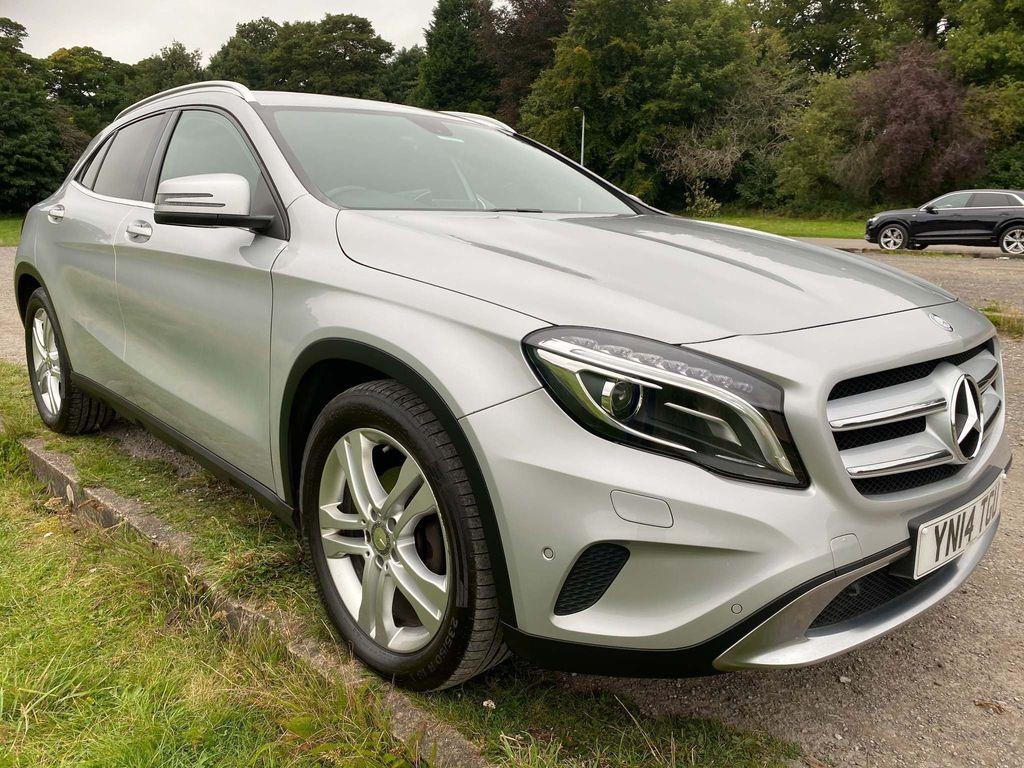 Mercedes-Benz GLA Class SUV 2.1 GLA200 CDI SE (Premium) 5dr