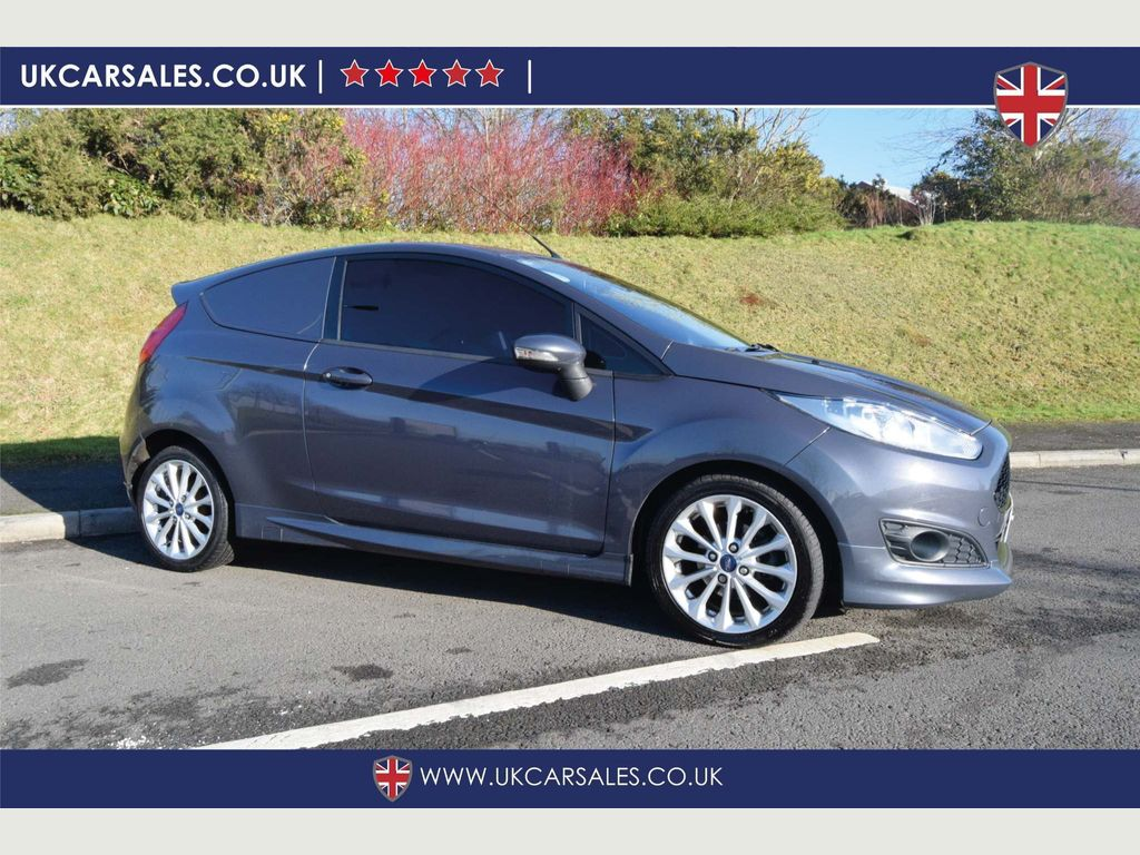 Ford Fiesta Other 1.6 TDCI Sport Panel Van 3dr