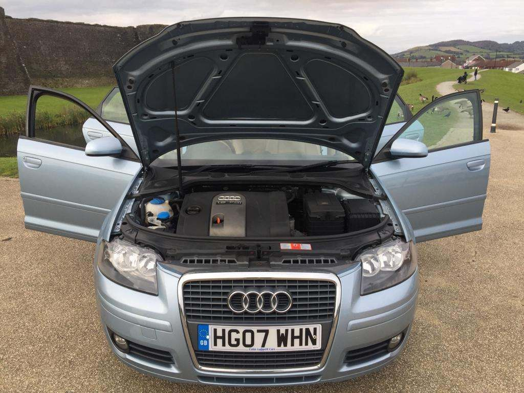 Audi A3 Hatchback 1.6 FSI SE Sportback 5dr