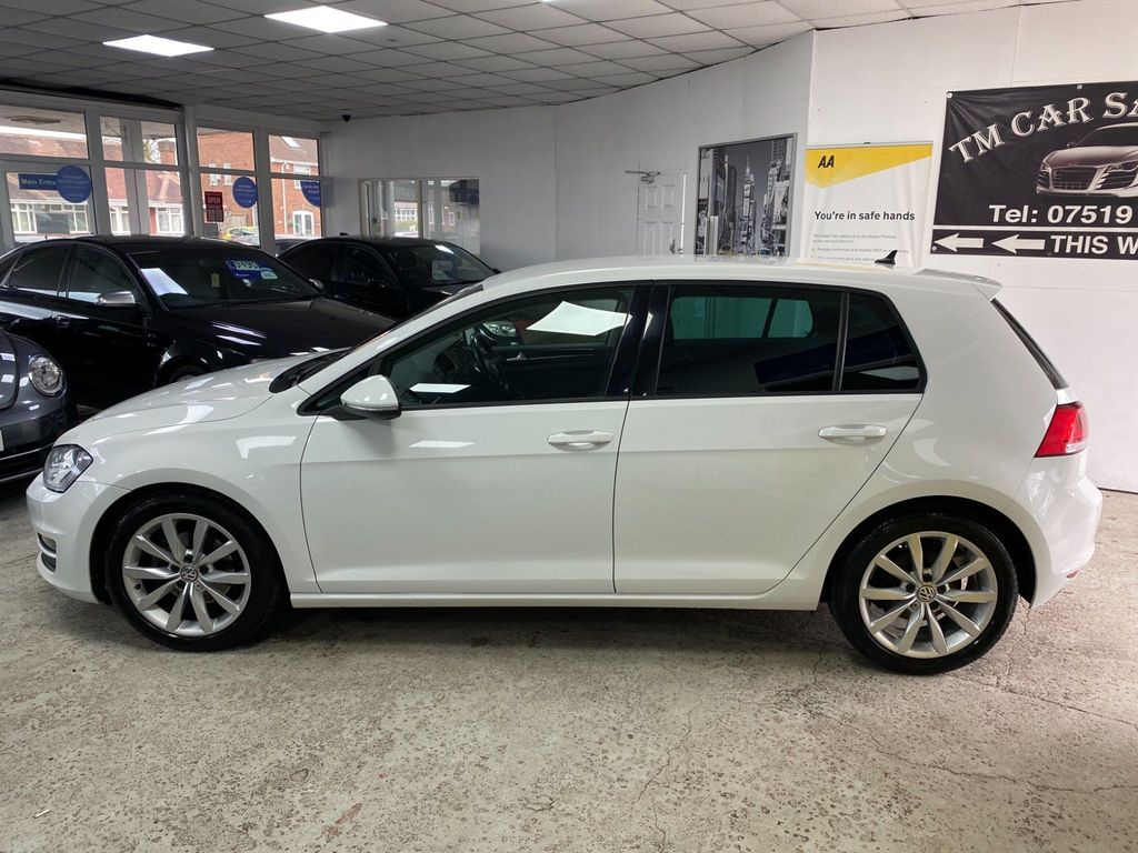 Volkswagen Golf Hatchback 1.4 TSI BlueMotion Tech ACT GT 5dr