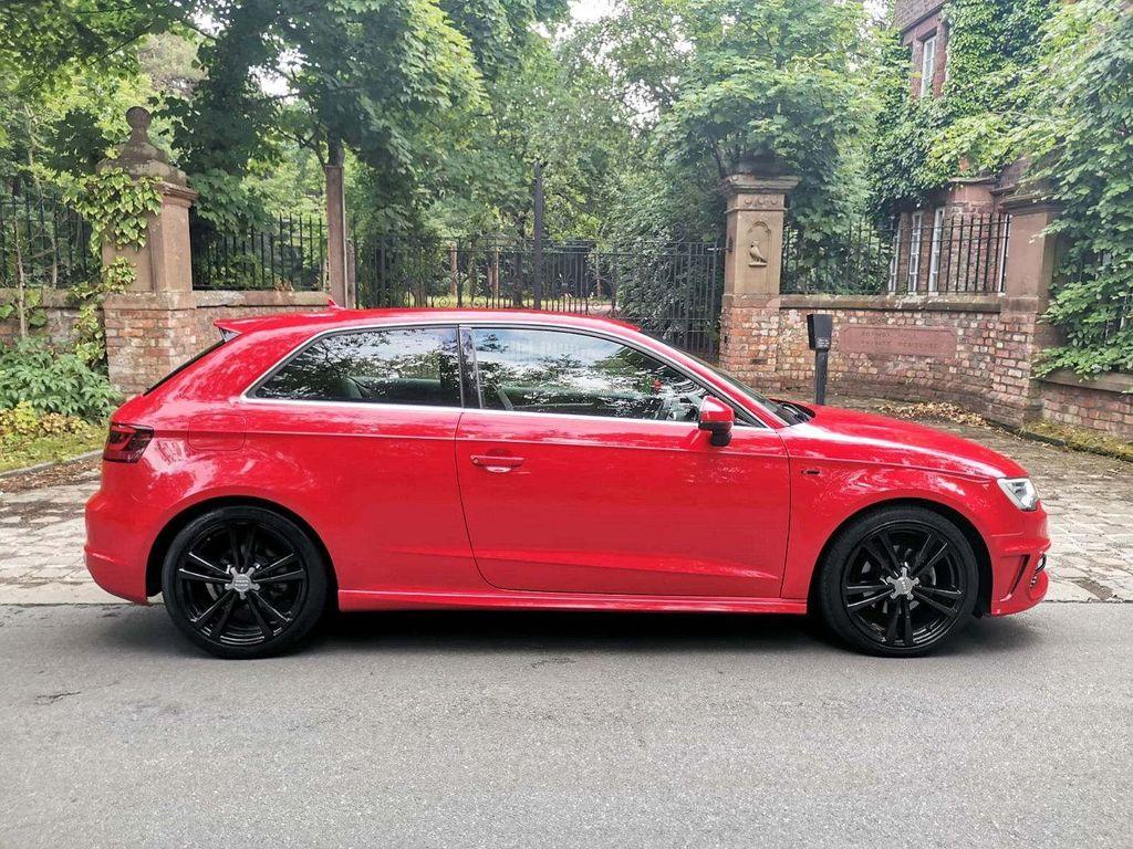 Audi A3 Hatchback 1.4 TFSI S line 3dr
