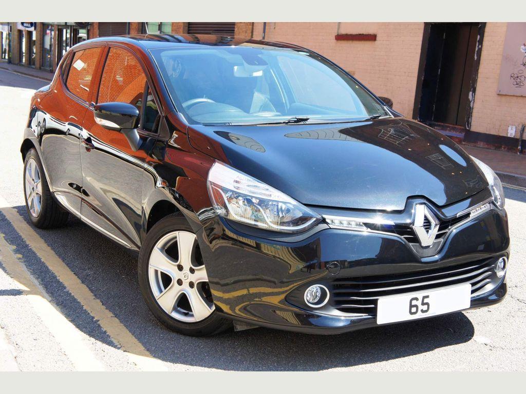 Renault Clio Hatchback 1.5 dCi ENERGY Dynamique Nav (s/s) 5dr