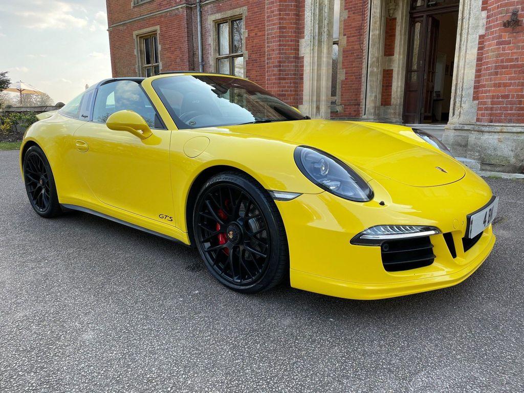 Porsche 911 Convertible 3.8 991 4 GTS Targa 4WD (s/s) 2dr