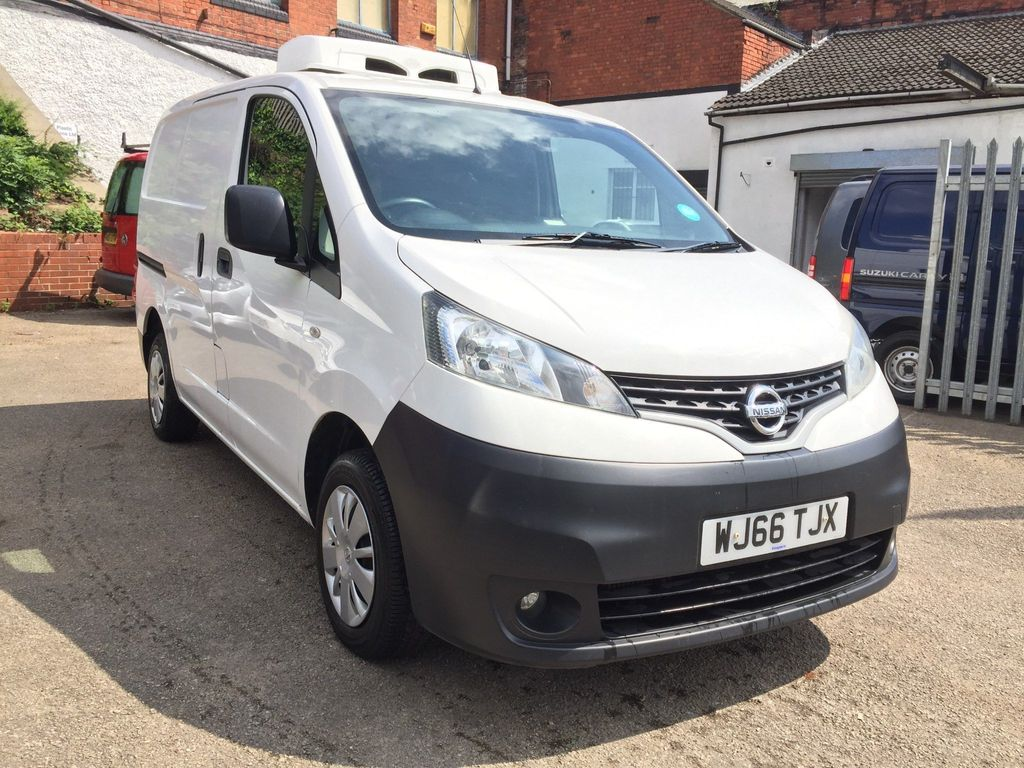 Nissan NV200 Temperature Controlled 1.5 dCi Acenta SWB EU5 6dr (AC)