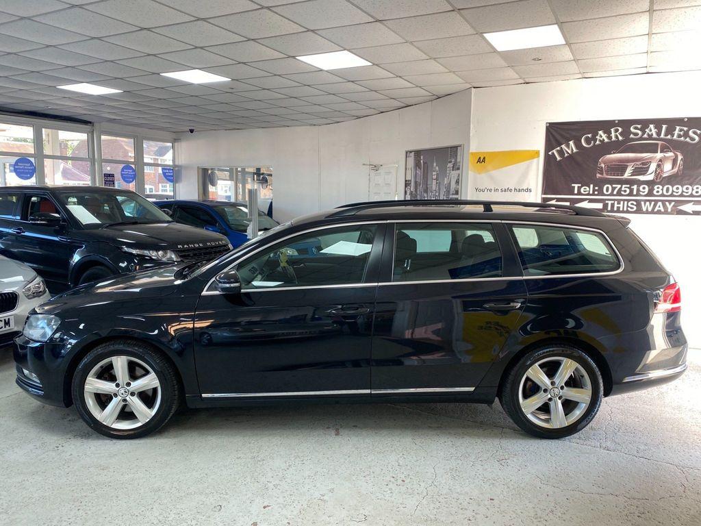 Volkswagen Passat Estate 2.0 TDI BlueMotion Tech SE DSG 5dr