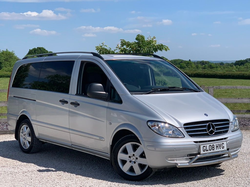 Mercedes-Benz Vito Other 3.0 120CDI Traveliner Long Bus 5dr (8 Seats)