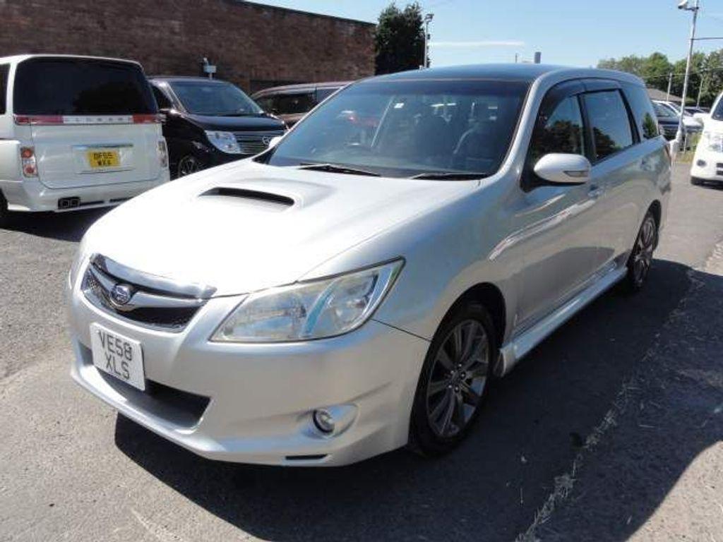 Subaru Exiga Estate EXIGA 2.0GT TURBO 4WD