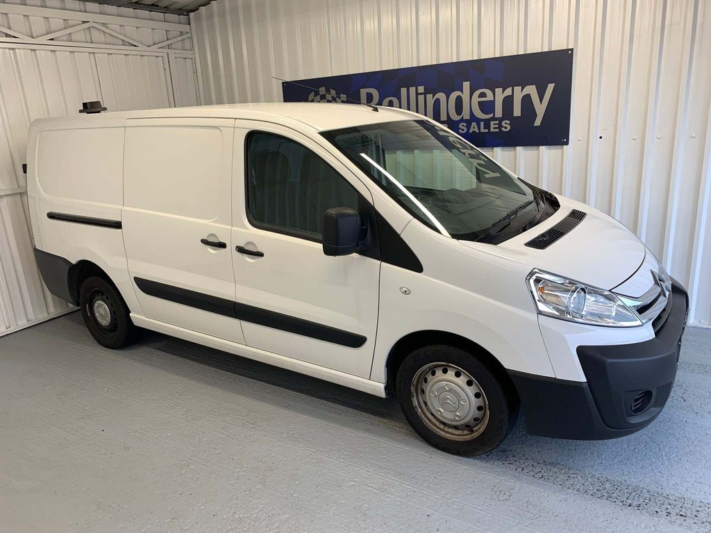 Citroen Dispatch Panel Van 2.0 HDi 1200 L2H1 Enterprise Panel Van 5dr