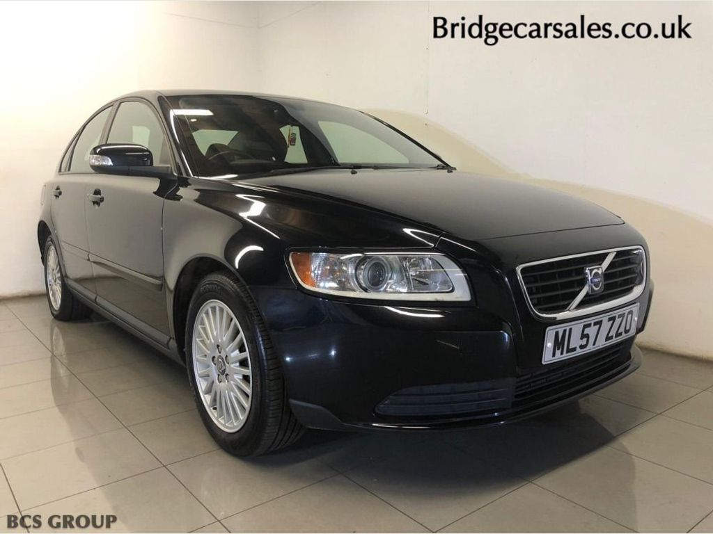 Volvo S40 Saloon 1.6 TD S 4dr