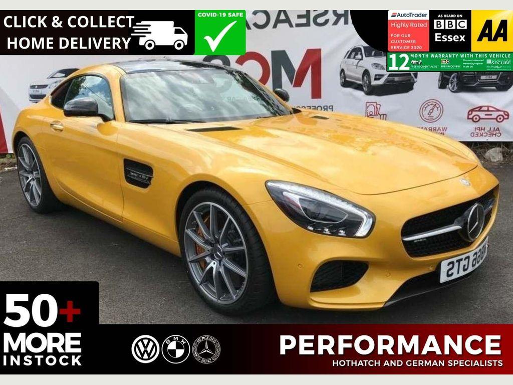 Mercedes-Benz AMG GT Coupe 4.0 V8 BiTurbo S SpdS DCT (s/s) 2dr