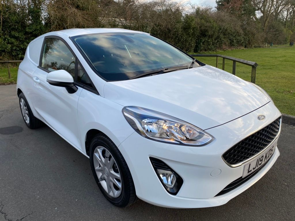 Ford Fiesta Other 1.5 TDCi EU6 (s/s) 3dr
