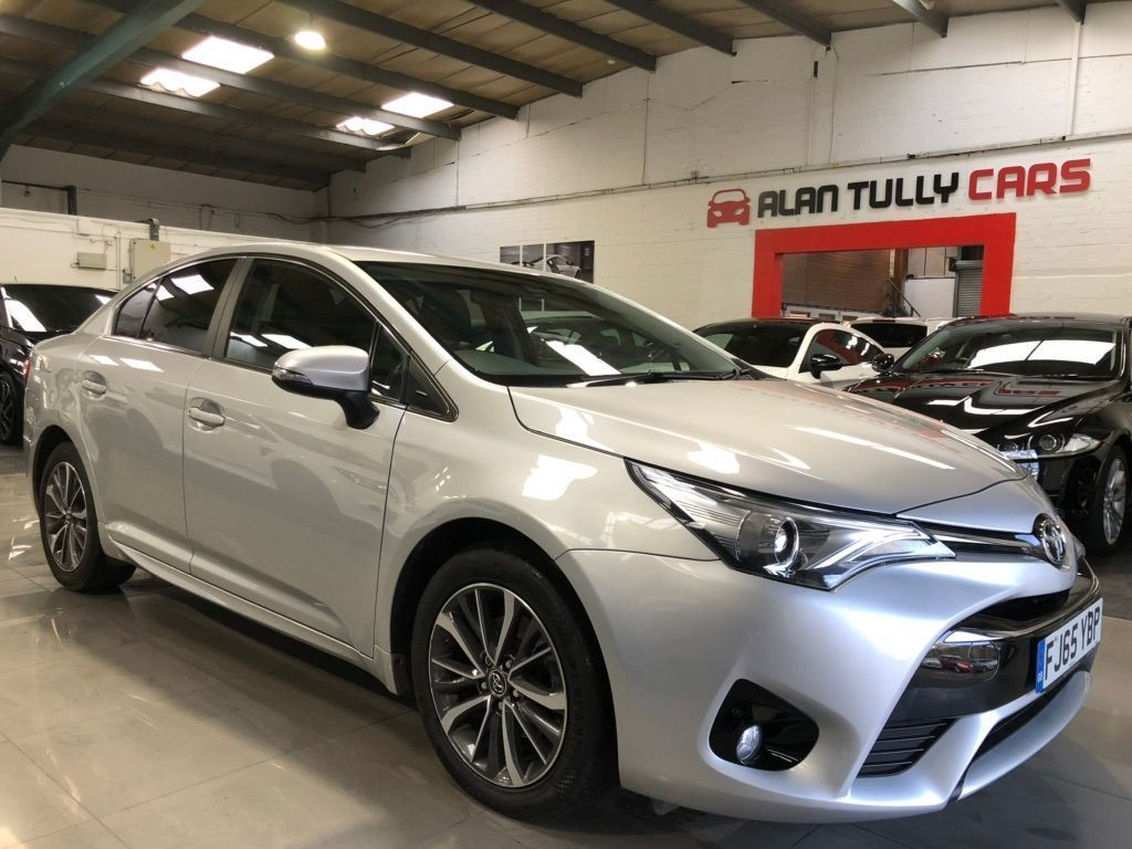 Toyota Avensis Saloon 1.6 D-4D Business Edition Plus (s/s) 4dr