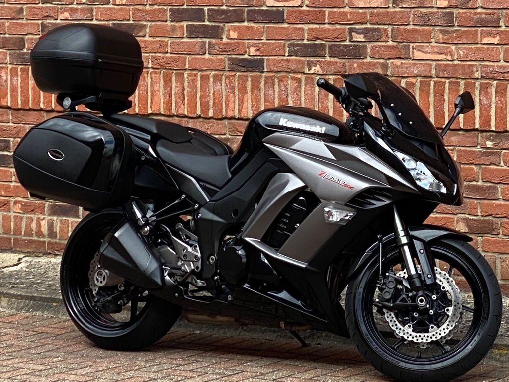 Kawasaki Z1000SX Sports Tourer 1000 SX