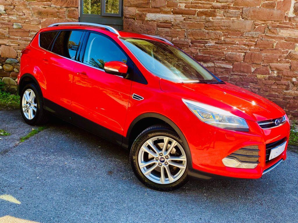 Ford Kuga SUV 2.0 TDCi Titanium X Sport AWD 5dr
