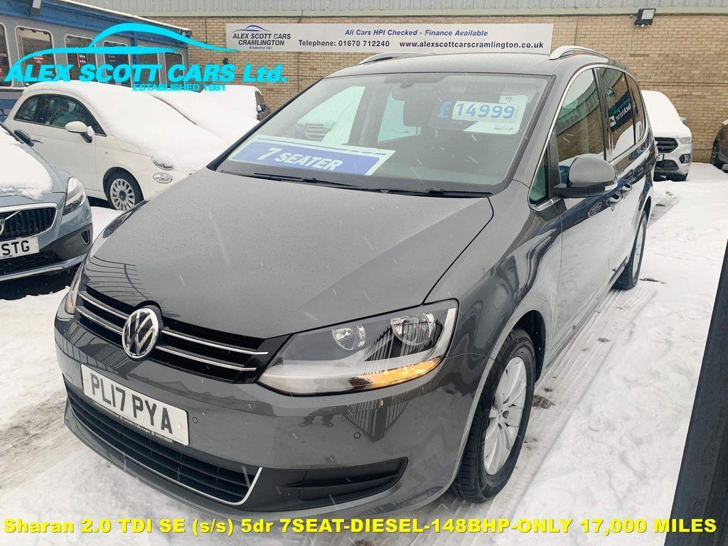 Volkswagen Sharan MPV 2.0 TDI SE (s/s) 5dr