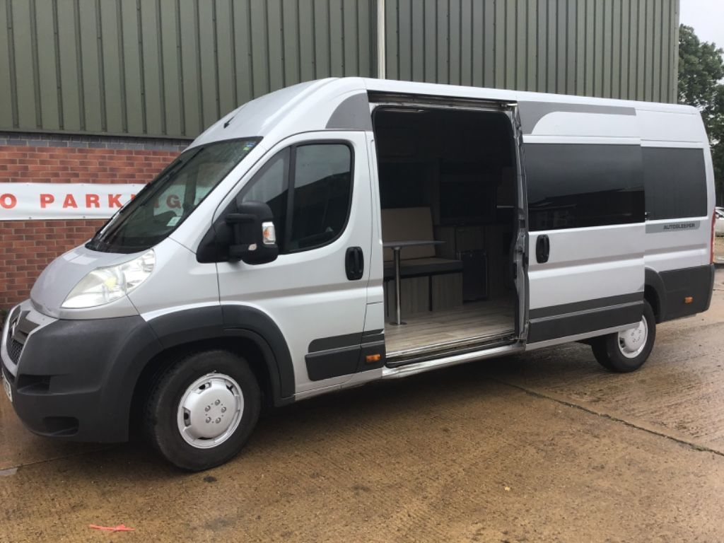 Citroen RELAY 35 HEAVY L4H2 HDI Campervan 2.2 HDi 35 L4H2 Panel Van 4dr Diesel Manual (Heavy) (130 bhp)