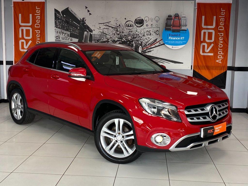 Mercedes-Benz GLA Class SUV 2.1 GLA200d Sport (Executive) (s/s) 5dr
