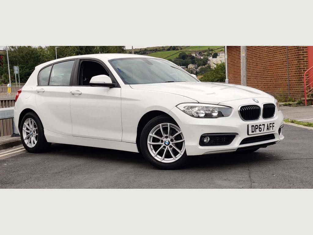 BMW 1 Series Hatchback 1.5 116d SE Sports Hatch (s/s) 5dr