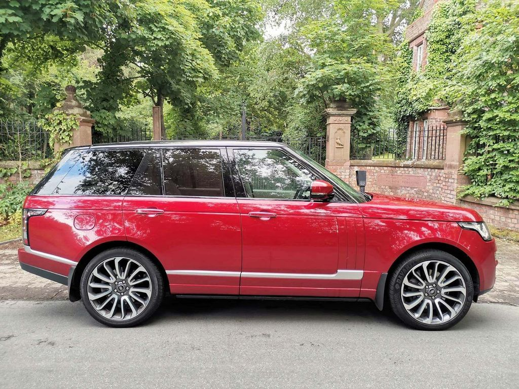 Land Rover Range Rover SUV 5.0 V8 Autobiography Auto 4WD 5dr