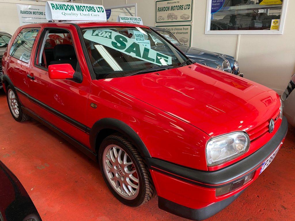 Volkswagen Golf Hatchback 2.0 GTI Anniversary Ltd Edn 3dr