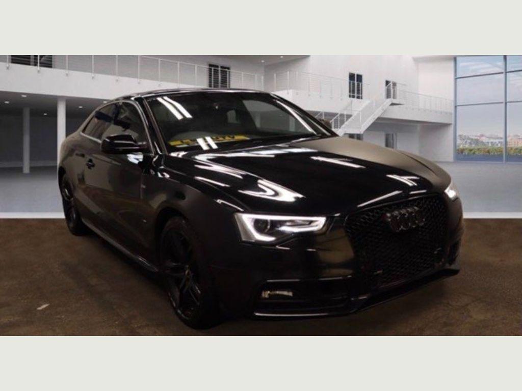 Audi A5 Coupe 2.0 TDI S line Multitronic (s/s) 2dr