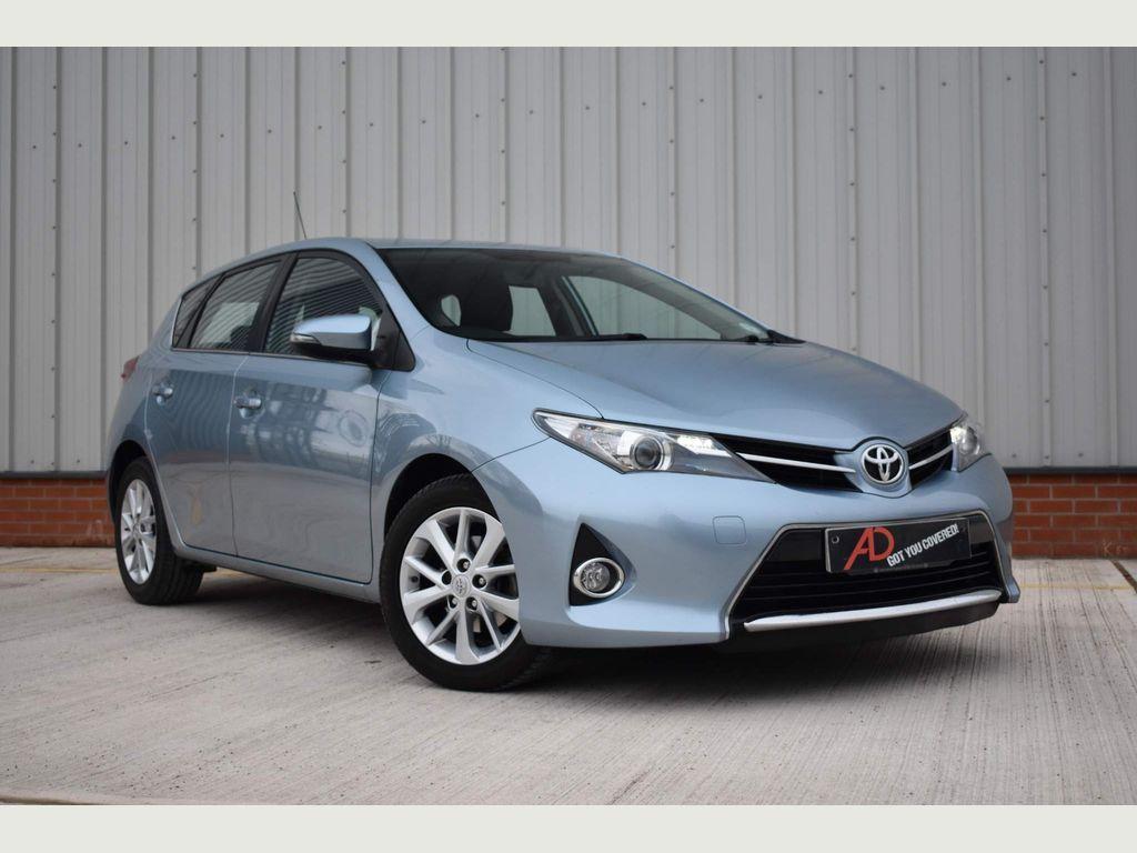 Toyota Auris Hatchback 1.6 V-Matic Icon M-Drive S 5dr